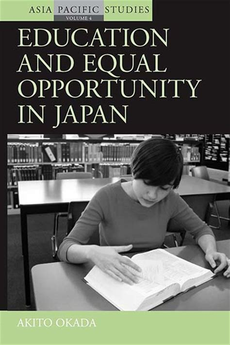 education and equality books berghahn books education policy and equal opportunity in