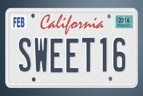 Ca Vanity Plate create a california license plate by juliav1