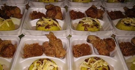 jasa catering surabaya pesan nasi kuning harga murah