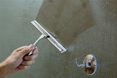 Shower Cleaner Squeegee by Keeping Your Frameless Glass Shower Doors Clean