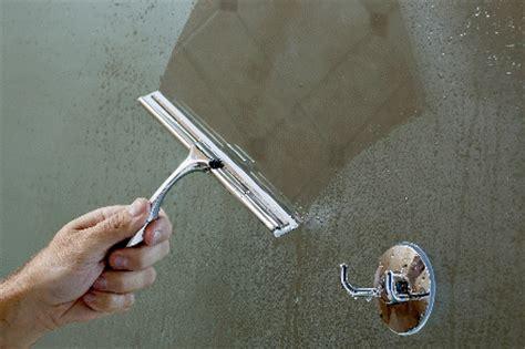 Glass Shower Door Squeegee Keeping Your Frameless Glass Shower Doors Clean