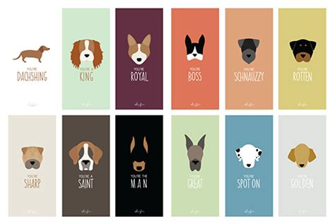 dogs cards pet greeting cards wblqual