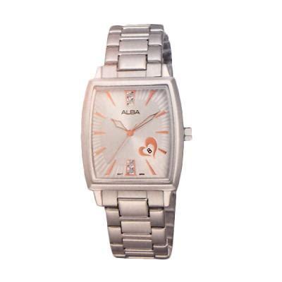 Jam Tangan Esprit Silver Exclusive harga alba ah7d31x1 silver jam tangan wanita pricenia