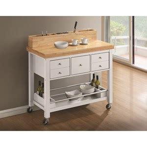 Value City Furniture Kitchen Islands Coaster Kitchen Carts Kitchen Island With Casters Value