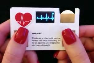 s business card doctor s business card measures holder s heartbeat