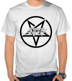 Kaos Metal Smashing Pumpkins Anvil jual kaos anthrax satubaju kaos distro