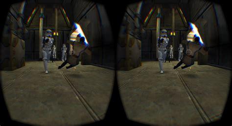 wars jedi academy lucasarts wars jedi academy gets oculus rift dk2