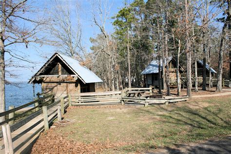 Lake Livingston State Park Cabins by Lake Livingston State Park Photo Gallery