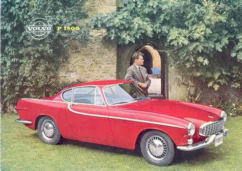 volvo sports cars the volvo p1800 was the volvo sports car that wasn t