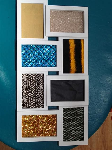 Sensory Box Seri B best 25 texture board ideas on sensory boards