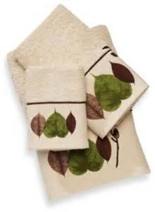 rustic bath towels leaf study bath towel rustic bath towels by bed bath