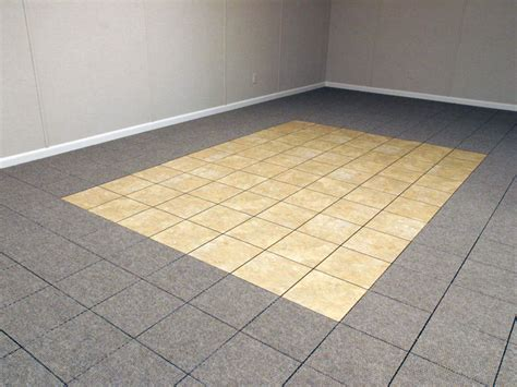 best flooring for basement know your options your dream home