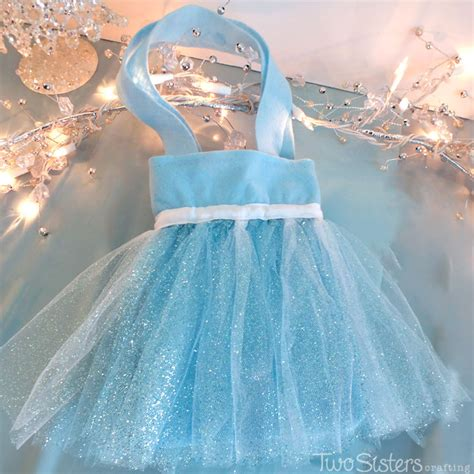Frozen Party Giveaways - frozen party favors for girls two sisters
