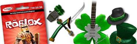 Roblox Gift Card Target - redeem roblox cards in march and get free st paddy s gear roblox blog
