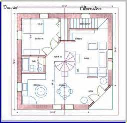 House Plans Under 600 Sq Ft A Straw Bale House Plan 750 Sq Ft