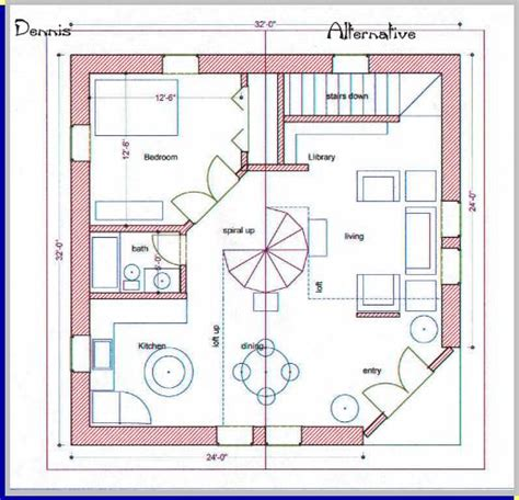 750 square feet floor plan a straw bale house plan 750 sq ft