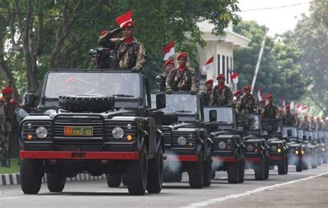land rover indonesia land rover defender kopassus indonesia land rover