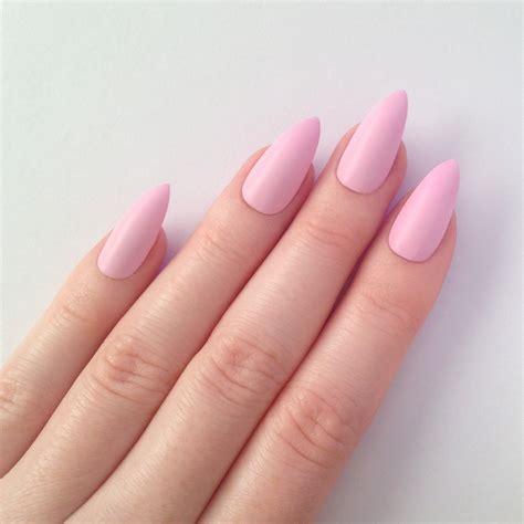 imagenes de uñas acrilicas rosa pastel el color de esmalte en tus u 241 as dice tu personalidad