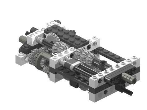 lego transmission tutorial image gallery lego gearbox