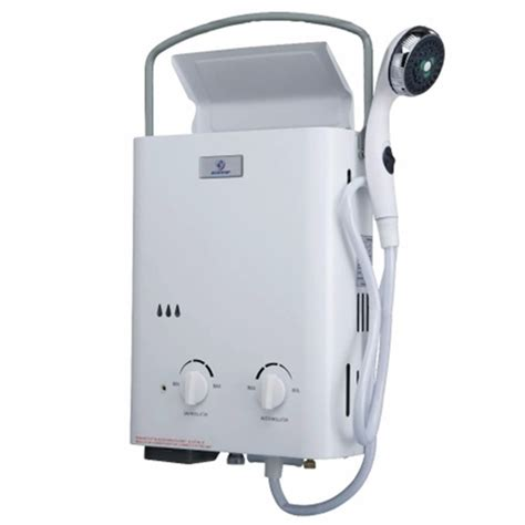 Water Heater Compact stable eccotemp l5 portable tankless water heater goodwoods saddlery