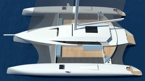 trimaran projects and multihull news tracer 1500tri - Trimaran Plans And Kits