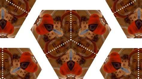 designboom wes anderson wes anderson movie scenes whirl into kaleidoscopic clips