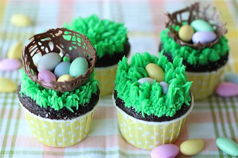 easter cupcake decorating ideas