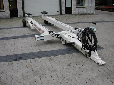 roodberg boottrailer slipway trailer sw10 hydrotrans