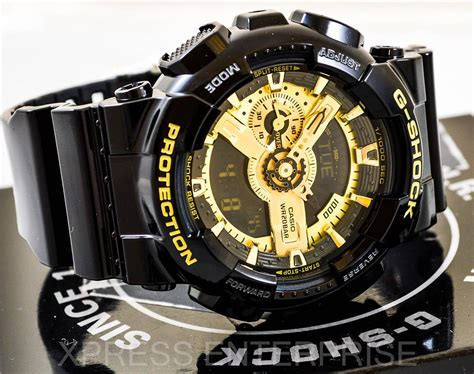 G Shock Ga 110 Gold Black Bm g shock casio x large black gold lim end 5 29 2017 9 15 pm