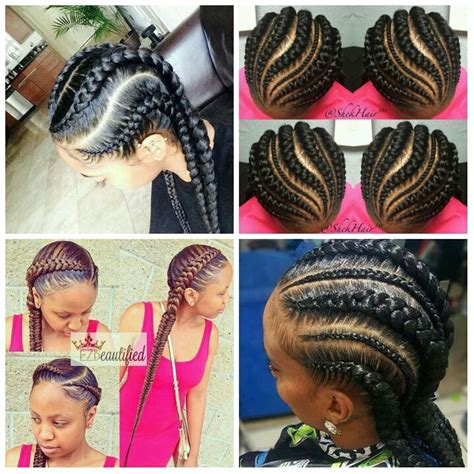 invisible cornrows hairstyles hair challenges ghana braids ghana invisible braids feed