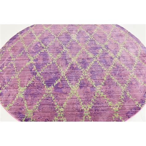 area rugs with purple accents unique loom aria purple area rug reviews wayfair