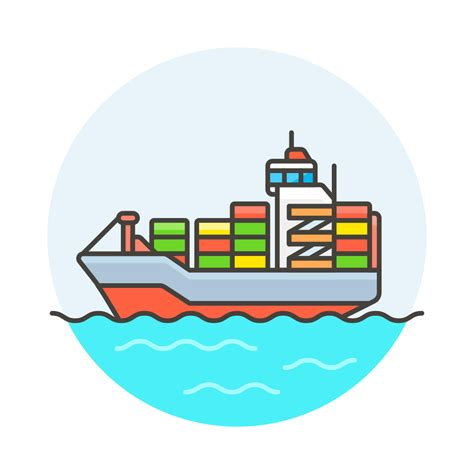 ship icon ship icon streamline ux free iconset streamline icons
