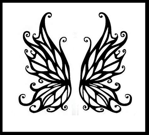 fairy wings tattoo designs black wings by purrplecatt on deviantart