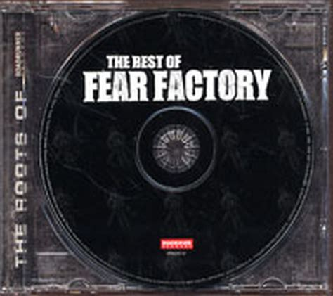 best fear factory album fear factory the best of fear factory album cd
