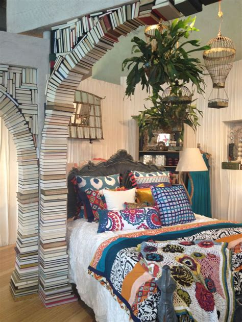 anthropologie display book arch home decor