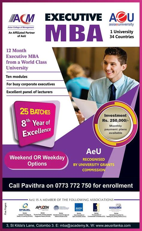 Cheap Executive Mba by Ranfer Emarketing Sri Lanka