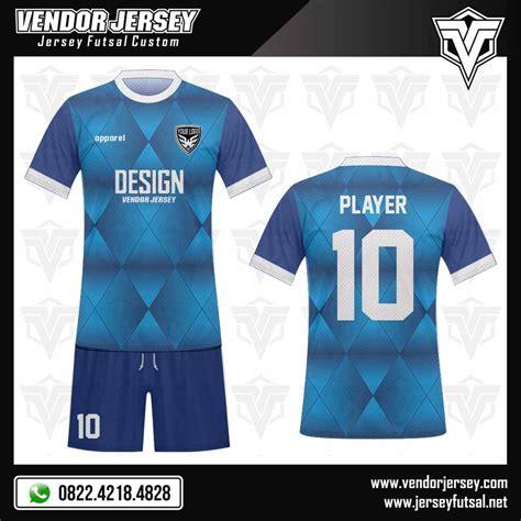 desain baju sablon desain baju futsal rhombushine vendor jersey futsal