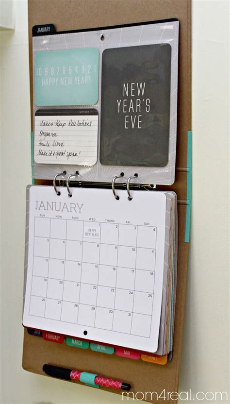 Handmade Calendars Ideas - 25 unique diy calendar ideas on calendar