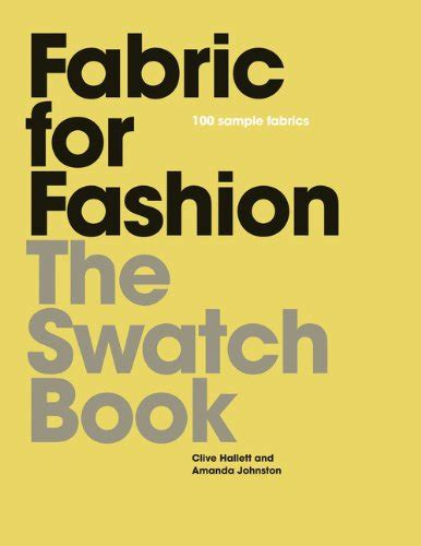 libro upholstery a complete course libro fabric for fashion the swatch book di clive hallett amanda johnston