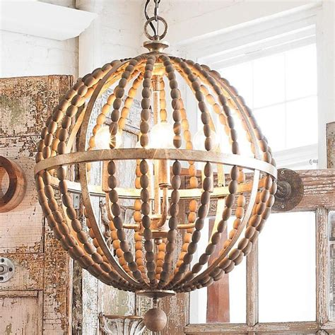 wood chandelier best 20 bead chandelier ideas on beaded