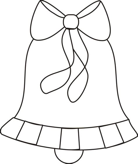 Christmas Bells Coloring Pages Coloring Home Bells Coloring Page