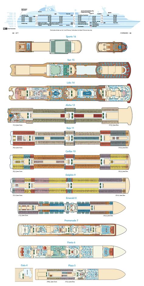 Disney Magic Floor Plan by Cruise Ship Deck Layouts Quotes