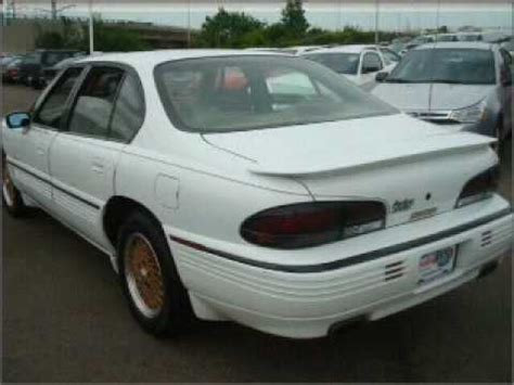 1993 pontiac bonneville downers grove il youtube