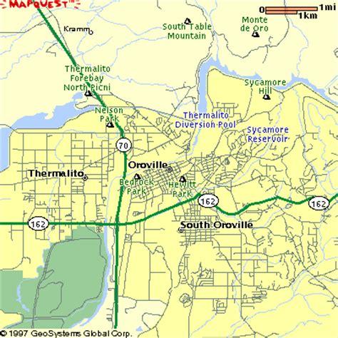 map of butte county california maps butte california z 3