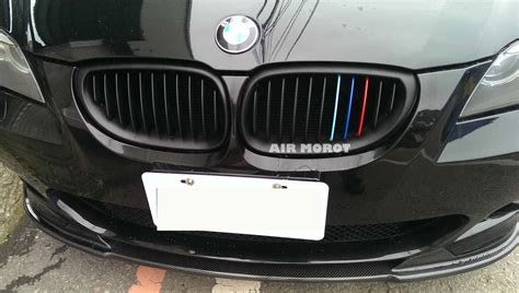 bmw grill m color p type bmw e60 e61 5 series front grills grille