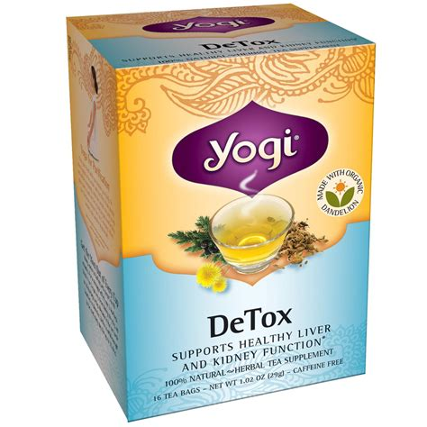 Slim Detox Tea Yogi by Pynkhealth Check Out The Slim Waist Cleanse
