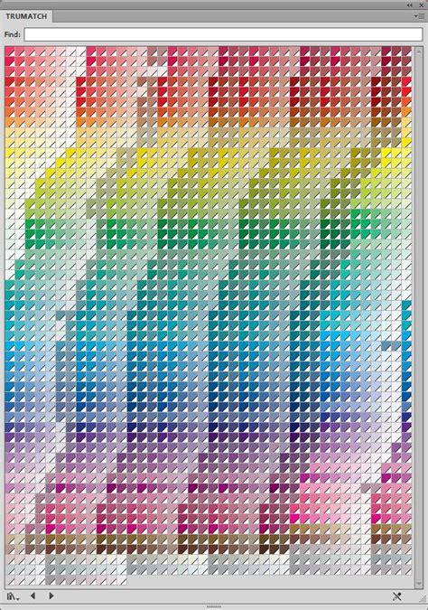 color finder 미투리 일러스트 색상 color swatch libraries color book 한 눈에 보기