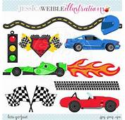 Hot Wheels Clipart Race Car  Pencil And In Color
