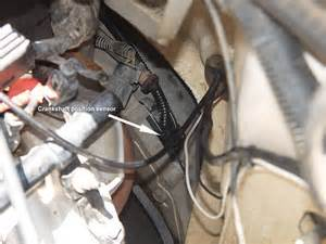Jeep Crankshaft Position Sensor Symptoms Jeep Tj Cps Crankshaft Position Sensor