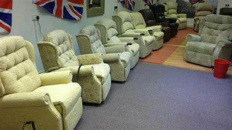 electric riser recliner chairs glasgow ribble valley recliners showroom ribble valley recliners
